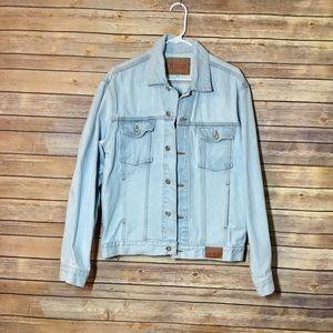 Guess Vintage Oversized Boyfriend Denim Jacket